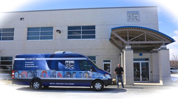 PFERD Tool Mobile Van