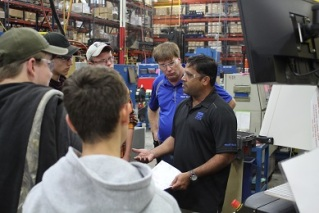 Manufacturing Day Tour